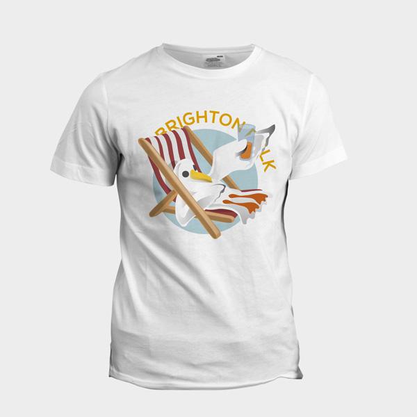 t-shirt-lounger-seagull