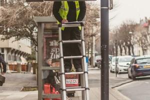 Blockhead - Brighton Folk - street photography series