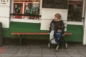 Dorset - Brighton Folk - street photography series