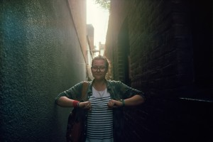 Dasha - Brighton Folk street photography series