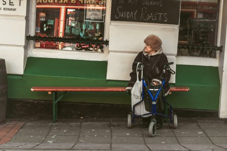 Dorset - Brighton Folk - street photography series