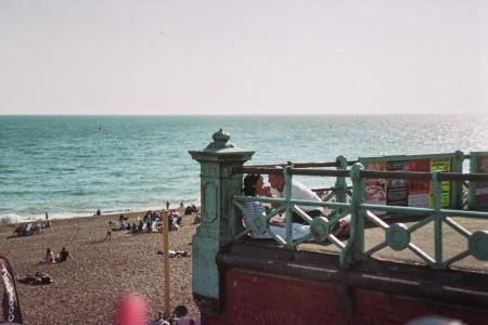 Honey - Brighton Folk street photography series