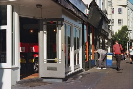 Odd Customers - Brighton Folk street photography series